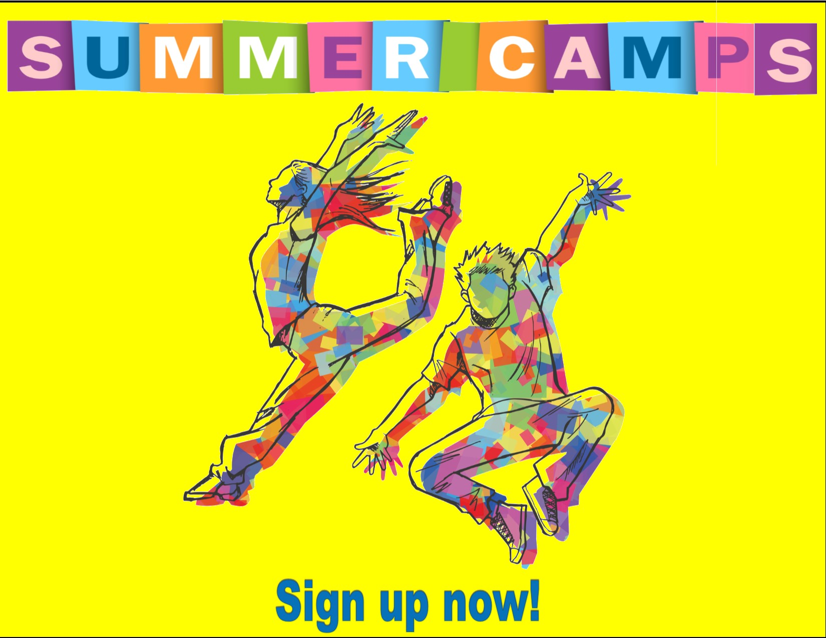 website summer camp